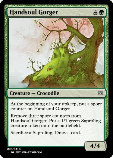 Handsoul Gorger