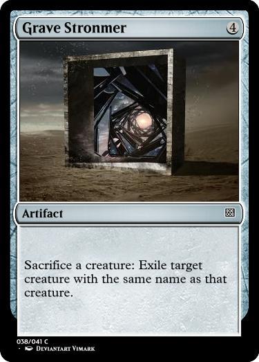 Grave Stronmer