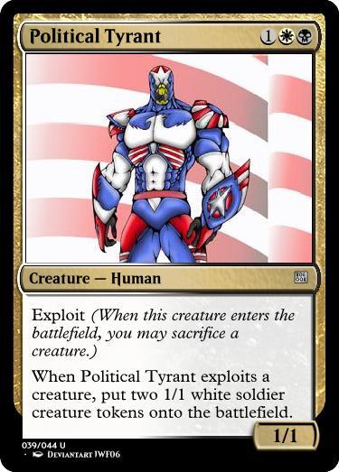 Political Tyrant 2