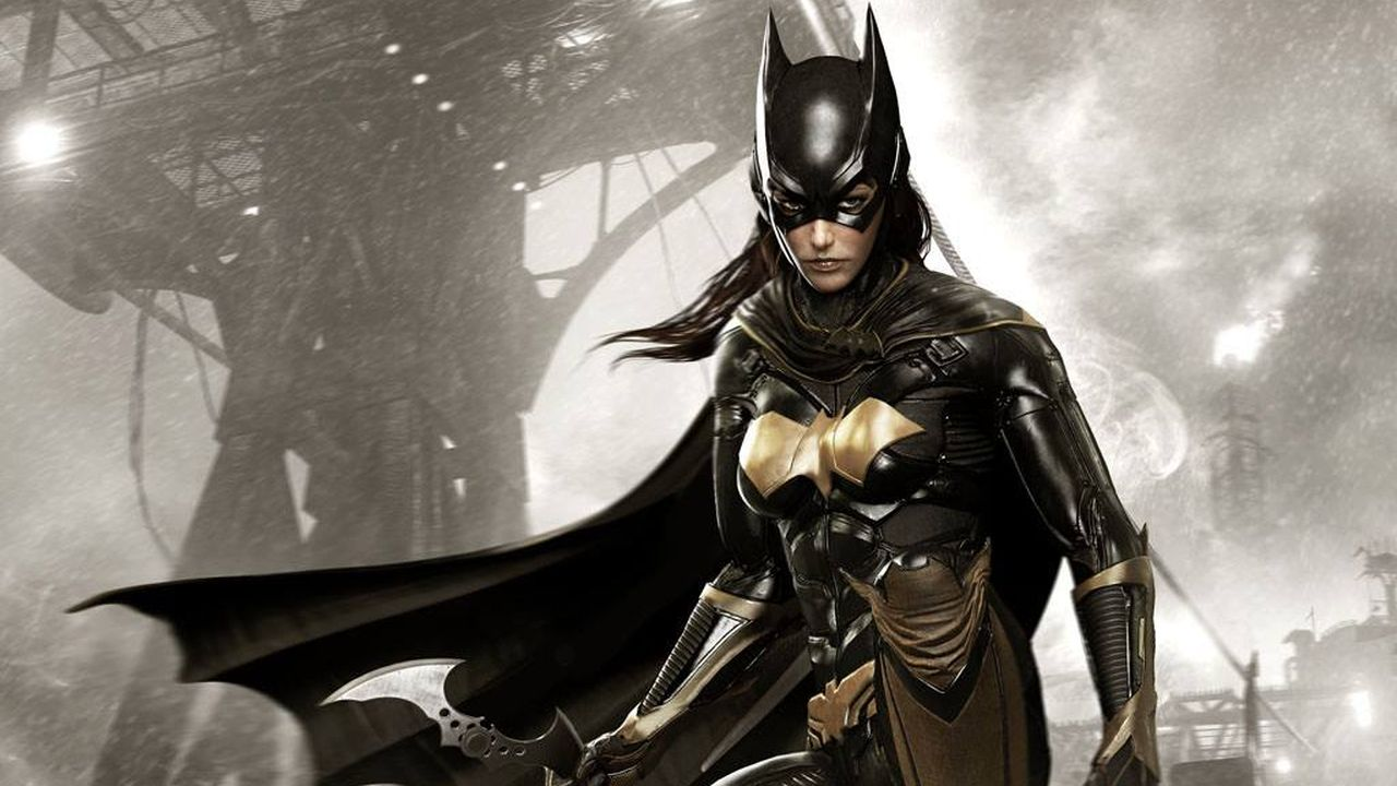 Batman Arkham Knight Logo Large