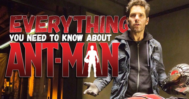 Everything You Need to Know About Ant-Man Banner