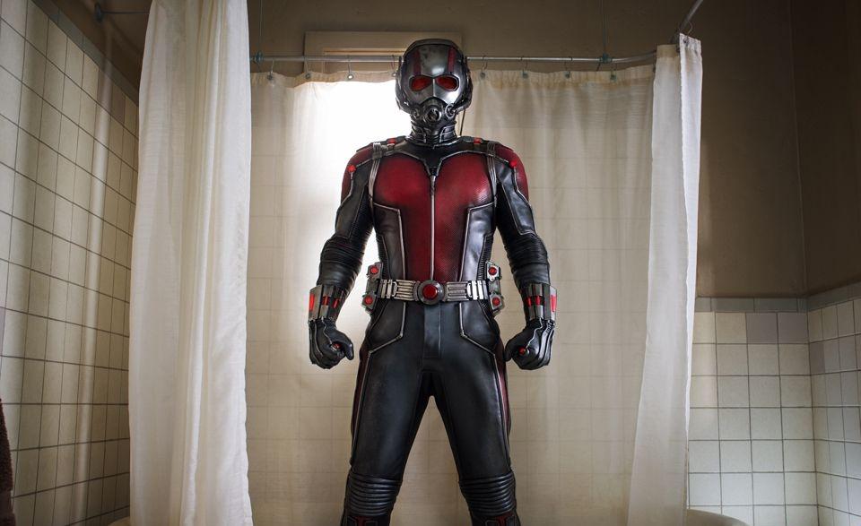 Marvel Cinematic Universe Ant-Man 4
