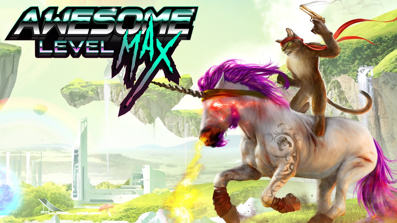 Trials Fusion Awesome Level Max Logo Large