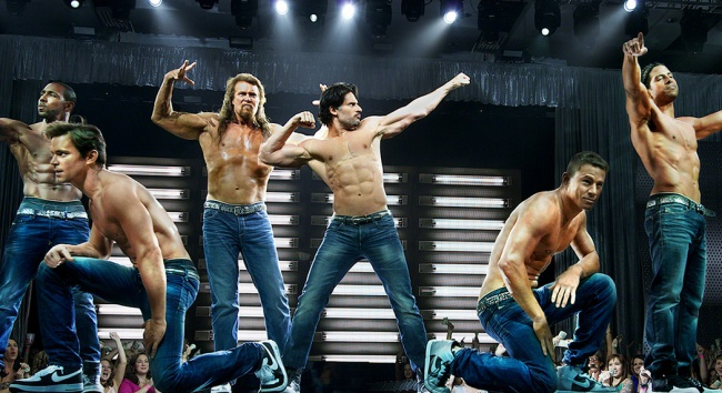 Magic Mike XXL Best-Of Image