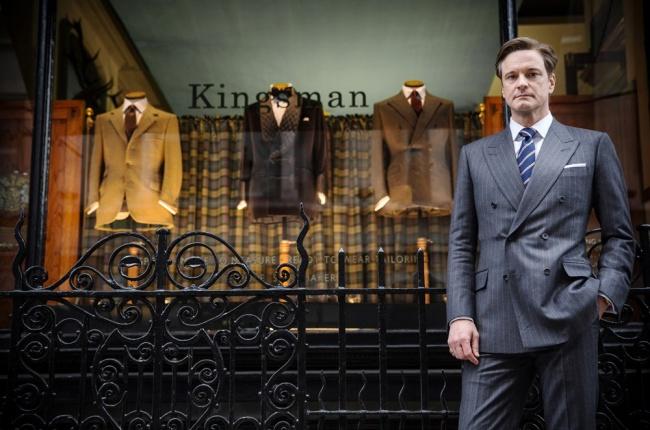 Kingsman: The Secret Service Best-Of Image