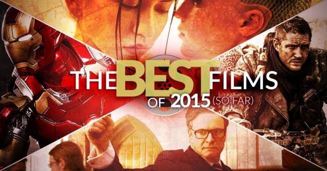 Best Films of 2015 (So Far) Banner