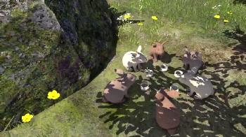 Talos Principle DLC Bunny Island EE