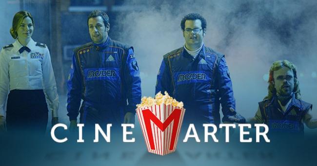 Pixels CineMarter Banner