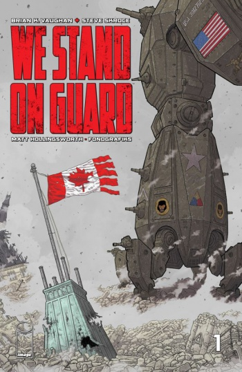 we stand on guard cover