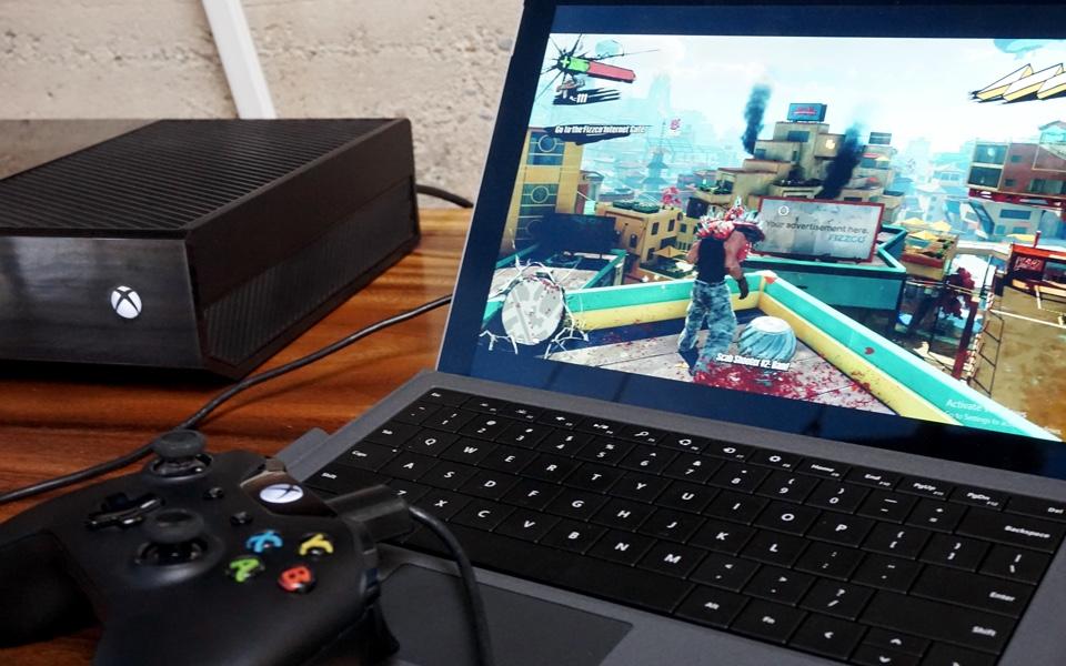 Windows 10 Xbox One Streaming on PC