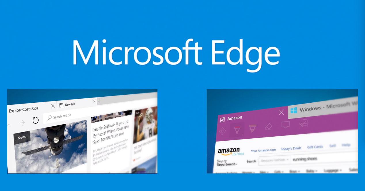 Windows 10 Edge