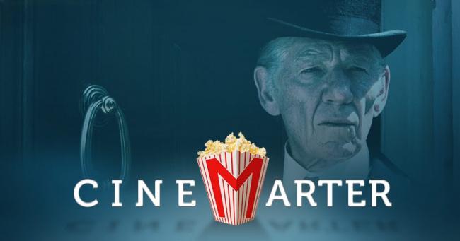 Mr. Holmes CineMarter Banner