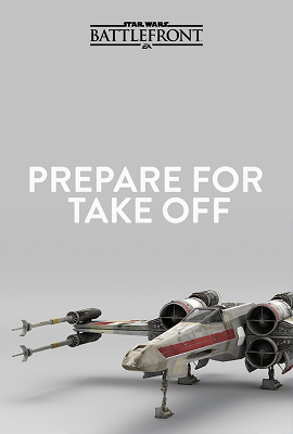 Battlefront Prepare For Take Off