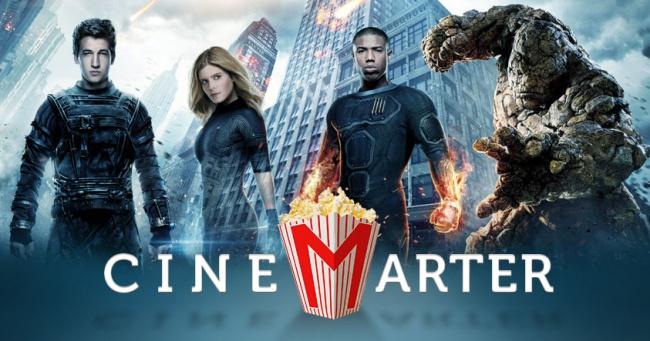 Fantastic Four CineMarter Banner