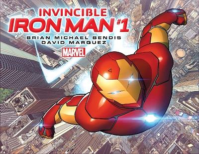 Invincible Iron Man 1
