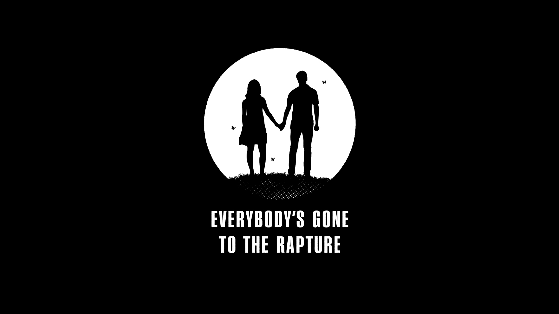 Everybody Gone to the Rapture Logo Large