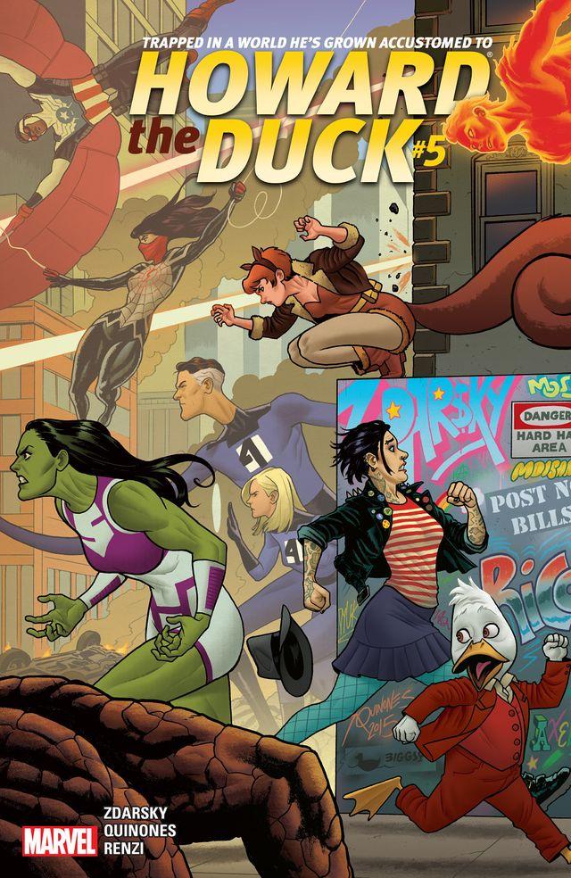 howard the duck 5