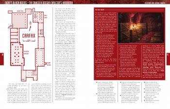 dracula dossier directors handbook interior
