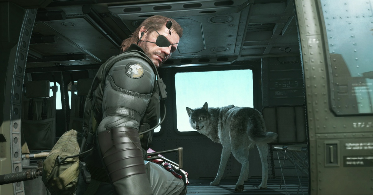 MGS5 Phantom Pain Social