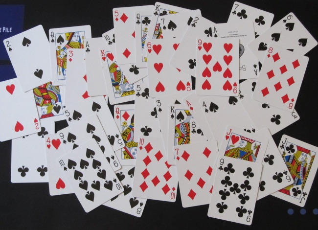 Garfwulf Cards