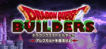 dragon quest builders title card