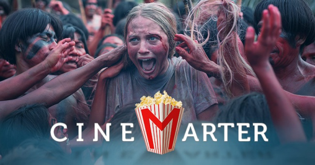 The Green Inferno CineMarter Banner