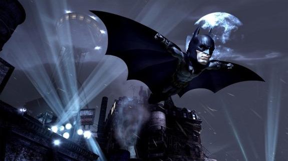 Batman Arkham Knight Logo
