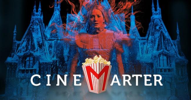 Crimson Peak CineMarter Banner