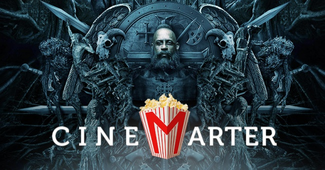 The Last Witch Hunter CineMarter Banner