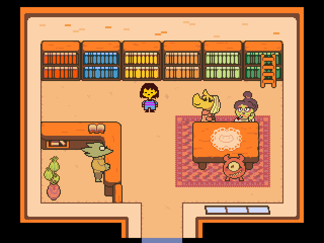 Undertale: How to Enter the Mystery Room | Walkthroughs