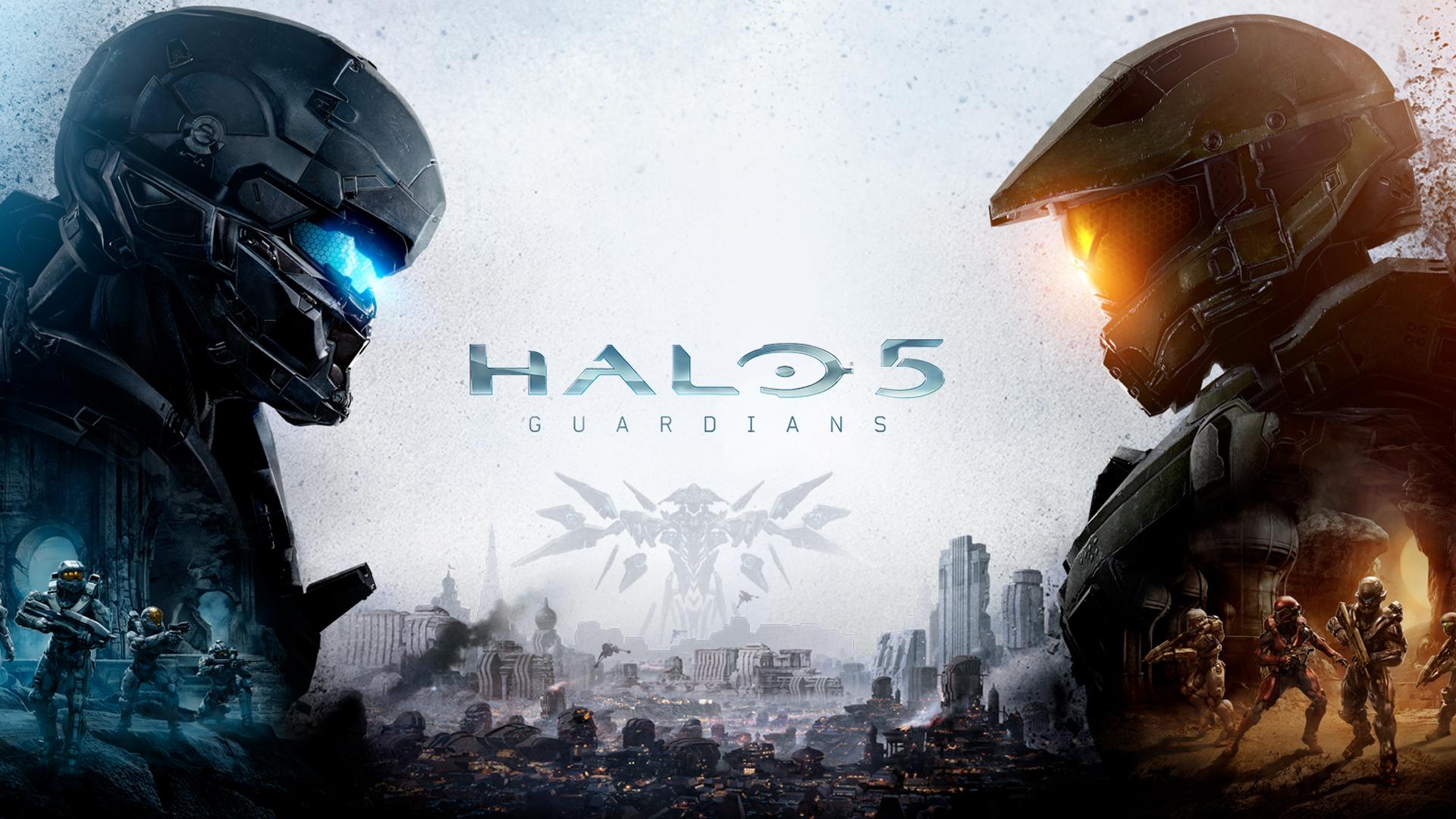 Halo 5 Logo Large