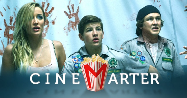 Scouts Guide to the Zombie Apocalypse CineMarter Banner