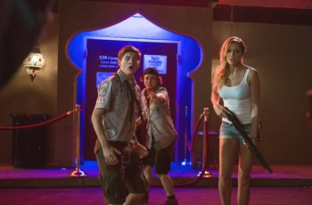 Scouts Guide to the Zombie Apocalypse CineMarter #1