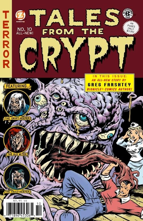 horror comics tales from the crypt 10