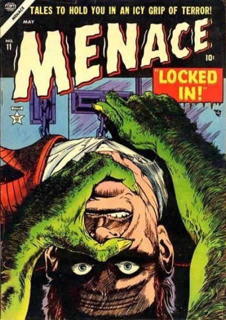horror comics menace 11