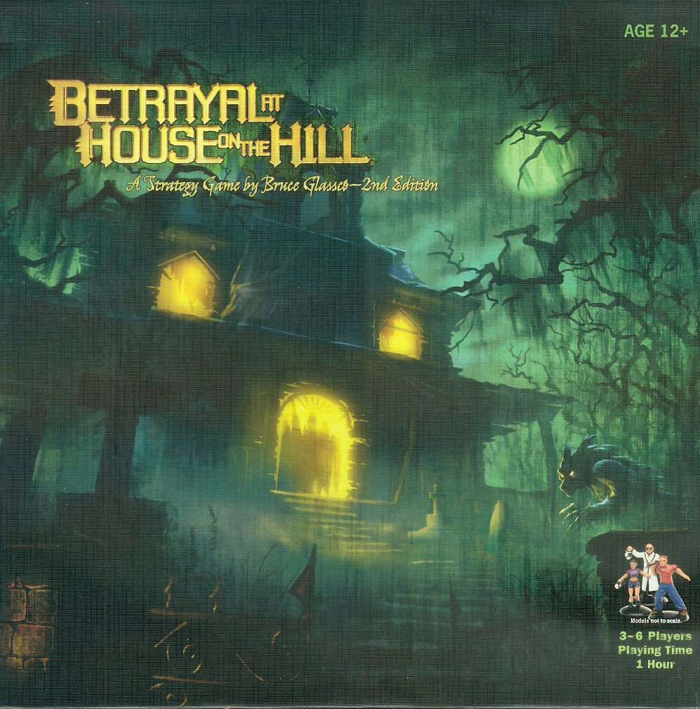 betrayal at house on hill box cover