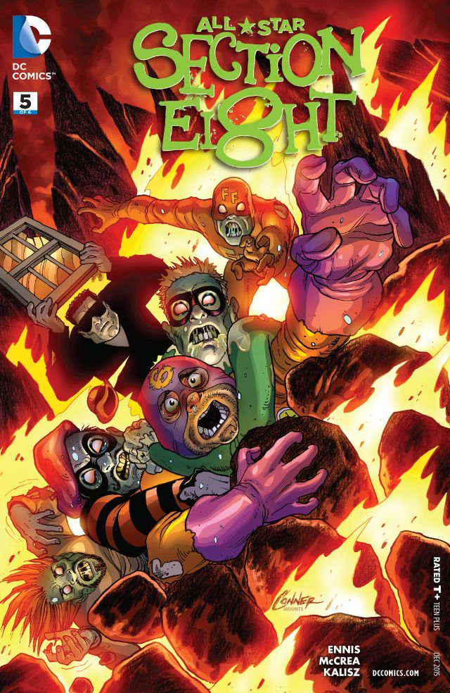 all-star section eight cover