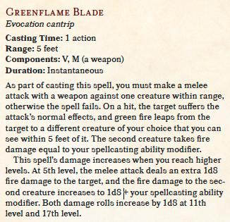 scag 4 greenflame blade