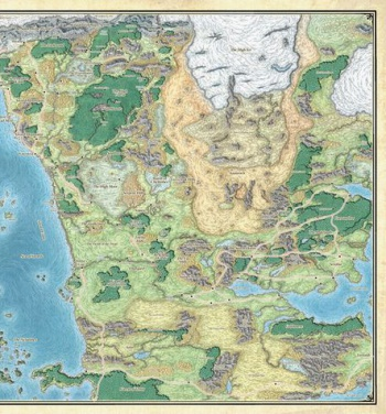 SCAG 5 sword coast map