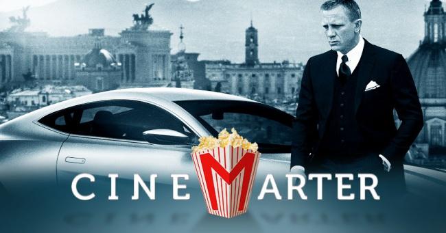 Spectre CineMarter Banner