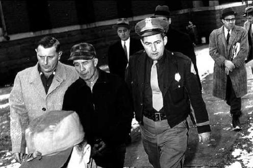 Ed Gein Arrest