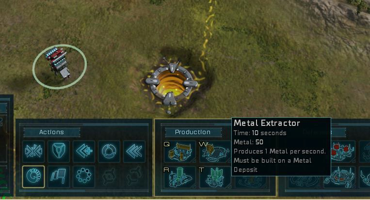 Ashes of the Singularity Metal Extractor
