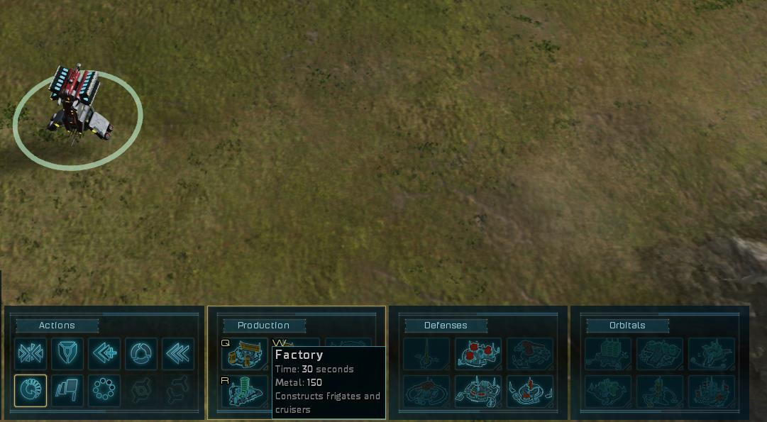 Ashes of the Singularity Select Engineer