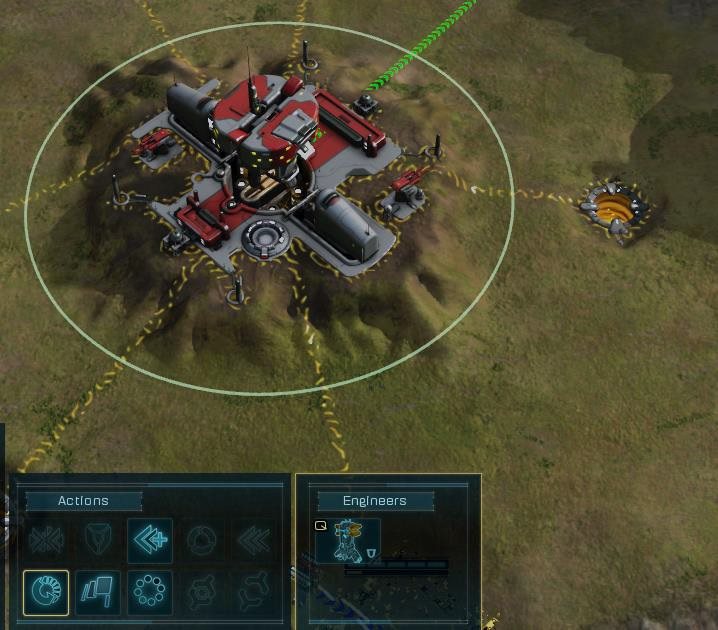 Ashes of the Singularity Select Your Nexus